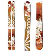 Salomon Shogun Skis + Z12 Demo Bindings - Used 2012