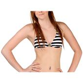 Volcom Dotted Line Triangle Bikini Top - Women's