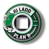 Plan B PJ Ladd Crest 2.0 101a Skateboard Wheels