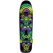 Element Yellow Shroom Skateboard Complete