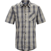 Arc'teryx Pathline Short-Sleeve Button-Down Shirt