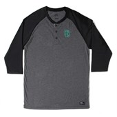 Nike SB Everett Dri-Fit 3/4 Henley Top