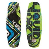 Liquid Force Nemesis Grind Wakeboard - Boy's 2013