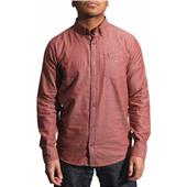 DC Arcane Long-Sleeve Button-Down Shirt
