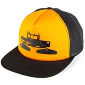 Spacecraft Snowcat Trucker Hat