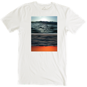 Altamont Flipped Seascape T-Shirt