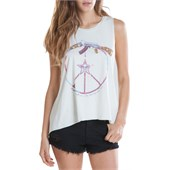 Obey Clothing Broken Gun Tank Top - Women's