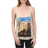 Obey Clothing San Diego Photo Tank Top - Women's