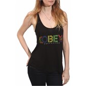 Obey Clothing Pret A Mourir Tank Top - Women's