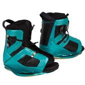 Ronix Halo Wakeboard Bindings - Women's 2014