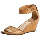 Frye Carol Back Zip Wedges - Women's