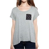 Glamour Kills Anchor Down Pocket Top - Women's