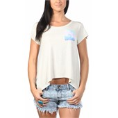 Glamour Kills Galactic Hyperspace Pocket T-Shirt - Women's