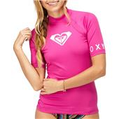 Roxy Whole Hearted Short-Sleeve Rashguard - Women's 2014