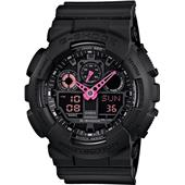 G-Shock GA-100 Neon Highlights Watch