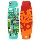 Slingshot Shredtown Wakeboard 2014