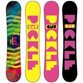 GNU Ladies Pickle PBTX Snowboard - Blem - Women's 2014