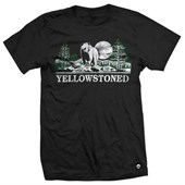 Gnarly Yellowstoned T-Shirt