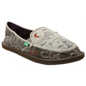 Sanuk Scribble Shoes - Women's