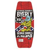 Byerly Wakeboards Team Daniels Wakeskate 2014