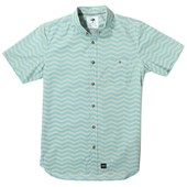 Arbor Jet Sweep Short-Sleeve Button-Down Shirt