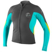 O'Neill Bahia Full Zip Wetsuit Jacket - Women's