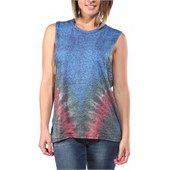 Obey Clothing Tonights The Night Moto Tank Top - Women's