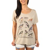 Obey Clothing Dead Birds T-Shirt - Women's