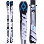 Volkl RTM 77 Skis + 4Motion 11.0 Bindings 2014