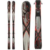 K2 AMP Bolt Skis + MX 14 Bindings 2014