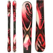 K2 SuperBurnin Skis - Women's 2014