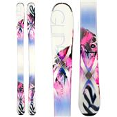K2 SuperGlide Skis - Women's 2014