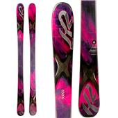 K2 SuperFree Skis - Women's 2014