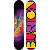 Burton Feelgood Smalls Snowboard - Blem - Girl's 2014