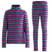 Orage Mic Mac Baselayer Set - Girl's