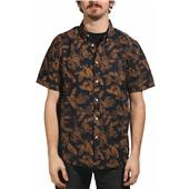 Element Tropical Thunder Short-Sleeve Button-Down Shirt