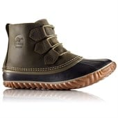 Sorel Out 'N About Leather Boots - Women's