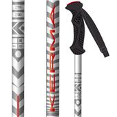 Kerma Chrome Team Ski Poles - Boy's 2014