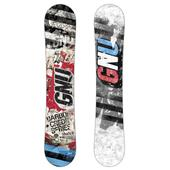 GNU Carbon Credit Club Collection Snowboard 2014