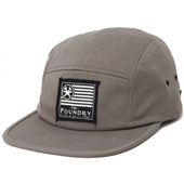 The Foundry Clothing Dealer Flag Camp Hat