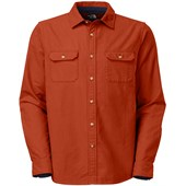 The North Face Kershaw Moleskin Long-Sleeve Button-Down Shirt