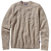 Patagonia Flecked Lambswool Crew Sweater