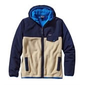 Patagonia Shelled Synchilla Snap-T Hoodie