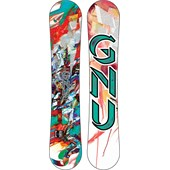 GNU Ladies Gateway PBTX Snowboard - Women's 2015