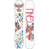 GNU B-Nice BTX Flight Snowboard - Women's 2015