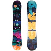 GNU Ladies Choice EC2 PBTX Snowboard - Women's 2015
