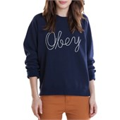 Obey Clothing Demeter Crew Sweatshirt - Women's