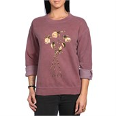 Obey Clothing Dead Leaves Sweatshirt - Women's