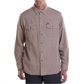 Obey Clothing Woosley Long-Sleeve Button-Down Shirt