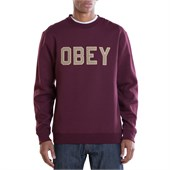 Obey Clothing Belton Crew Sweatshirt